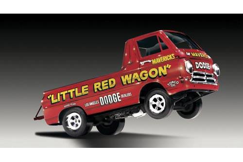 "LND72158 Dodge ""Little Red Wagon"""